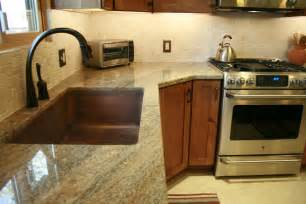 Rustic Country Kitchen Designs copper in the kitchen flagstaff design center