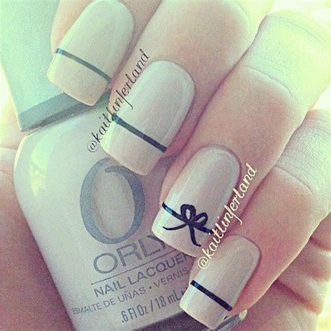 easy nail art classy cute simple elegant girly nails beauty pinterest