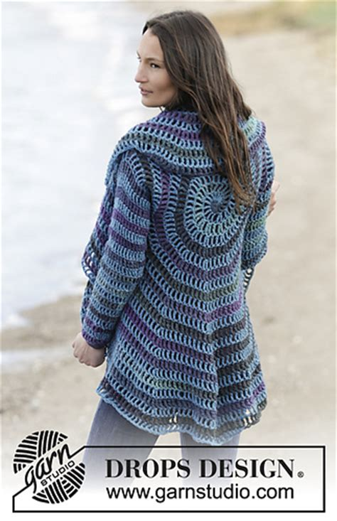 drops design tutorial video ravelry 165 40 gypsy blue pattern by drops design