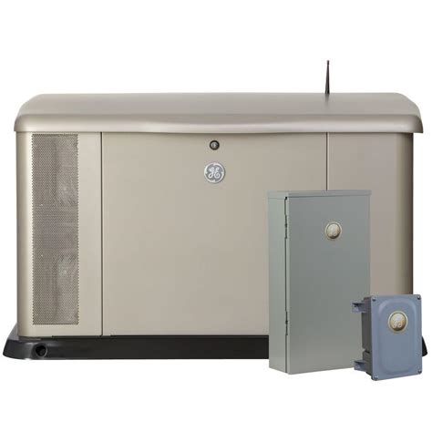 20 000 watt air cooled home generator system with symphony