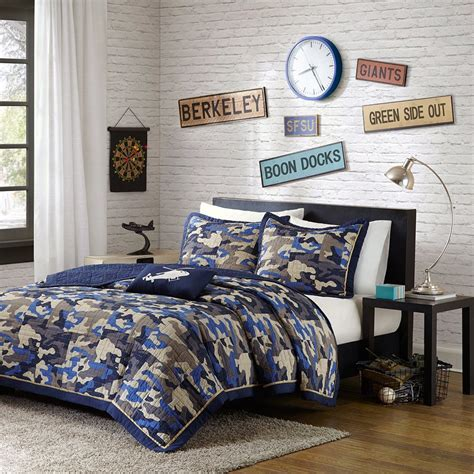blue camouflage bedding camouflage bedding sets ease bedding with style