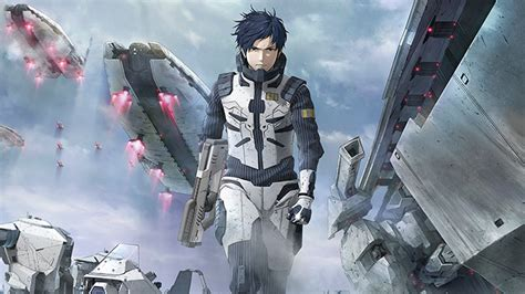 film anime game godzilla monster planet anime movie details revealed ign