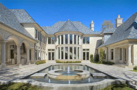 mansions in dallas gorgeous dallas mansion homes of the rich