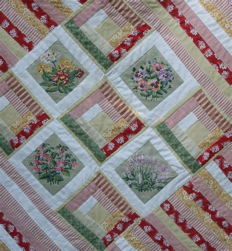 Patchwork Quilt By - patchwork quilt handmade monday adaliza