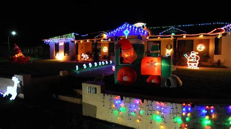 where are the best christmas lights in wagga