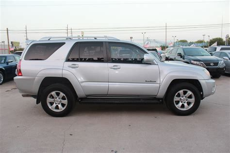 2004 Toyota 4runner Reviews Picture Of 2004 Toyota 4runner Sport Edition Exterior