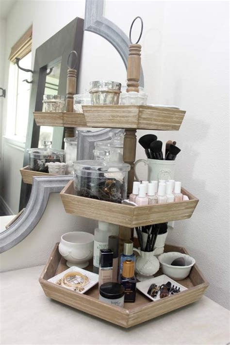 bathroom makeup storage ideas 15 cute easy ways to organize and store your makeup