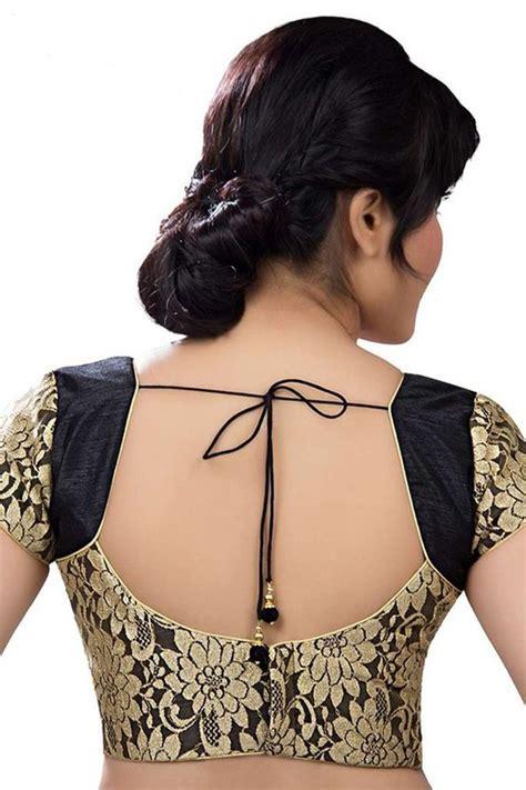 design blouse latest beautiful brocade blouse pattern designs saree