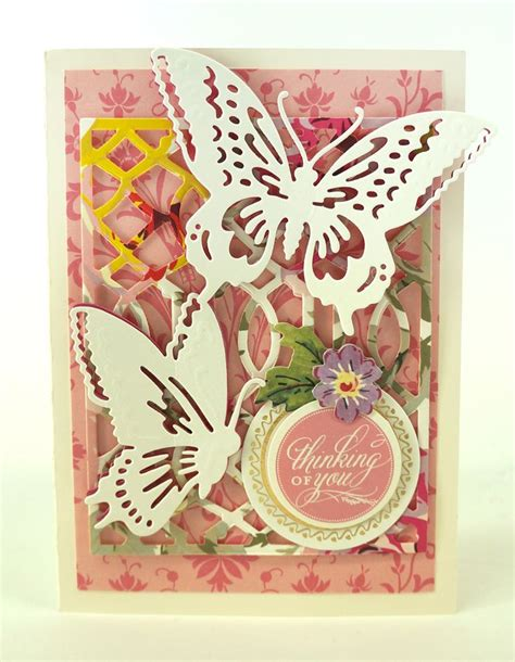 Dies Butterfly B 1000 images about die cutting on griffin