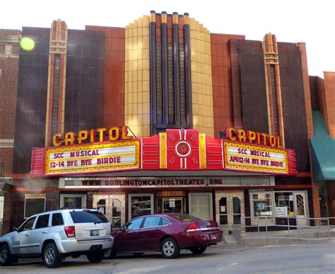 Applications For Burlington Iowa Capitol Theater Burlington Iowa Wikiwand