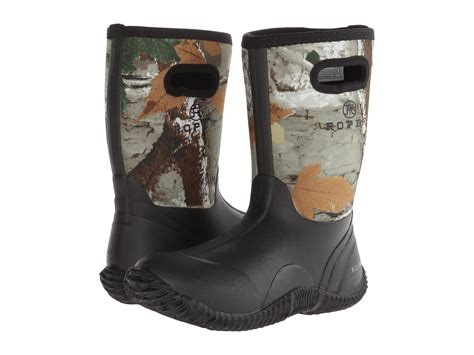 barn boots sale roper neoprene camo barn boot big kid zappos