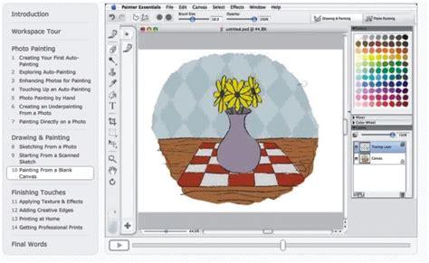 pattern library corel painter amazon com corel painter essentials 4 win mac