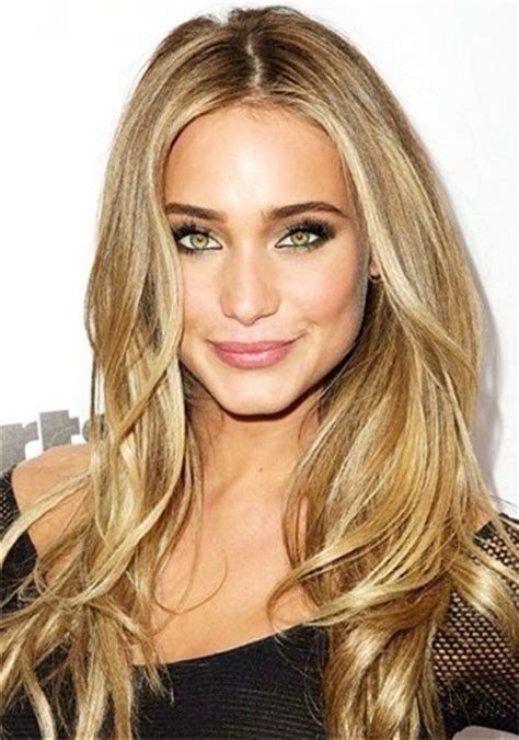 Long blonde hairstyles that make you look 10 years younger