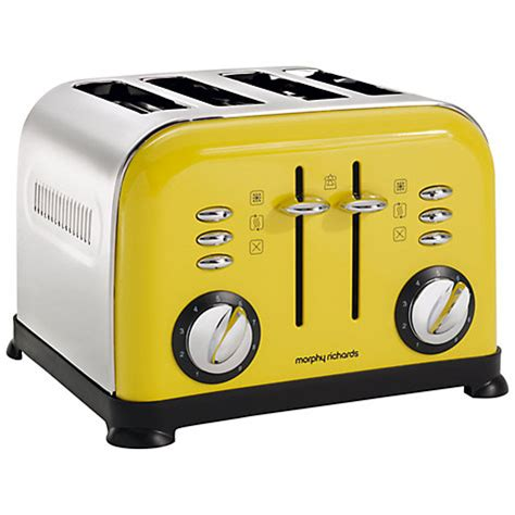 Buy 4 Slice Toaster Buy Morphy Richards Accents 4 Slice Toaster Lewis