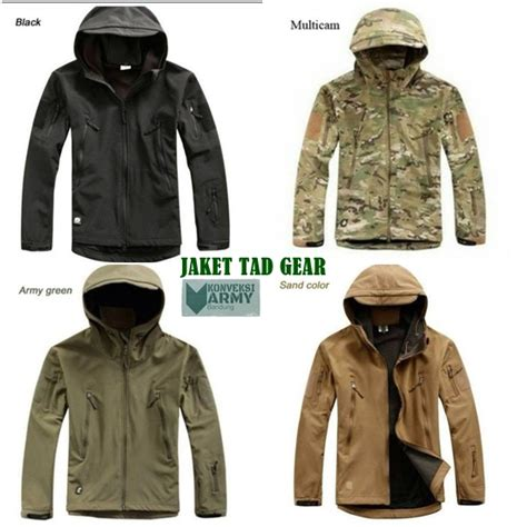 Jaket Tad Army jual jaket tad gear import outdoor army konveksi army