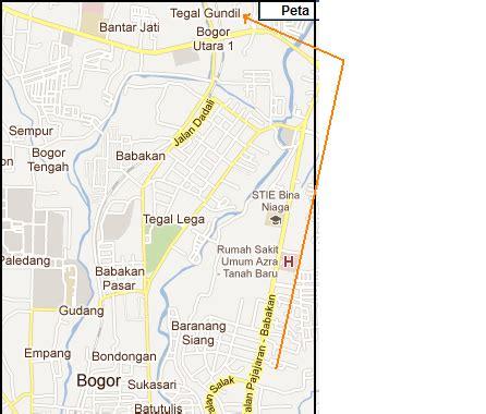 by kulinerkhasjalan2 published september 29 2011 full size is 641 peta jalan ke ciseeng dari kota bogor babakan jalan