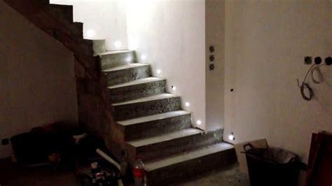 eclairage marche escalier exterieur eclairage led escalier