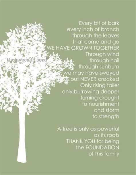 Wedding Quotes Roots by Family Tree Instant Or Customizable Trees