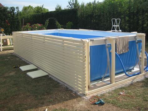 piscine da giardino esterne piscine fuoriterra piscine da terrazzo e giardino