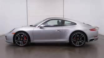 Used Porsche 911 2017 Used Porsche 911 4s Coupe At Schumacher
