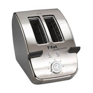 Tfal Avante Toaster T Fal Avante Two Slice Toaster Stainless Defrost And