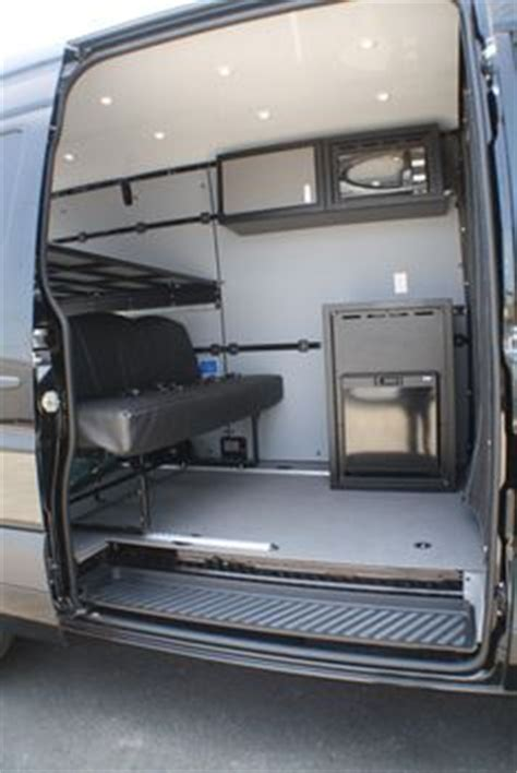Sprinter Cargo With Sleeper by Sprinter Sleeper Conversions Hanvey Sprinter