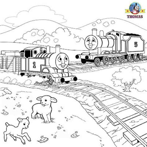 July 2012 Train Thomas The Tank Engine Friends Free Online Games And Toys For Kids The Tank Engine Colouring Pictures To Print