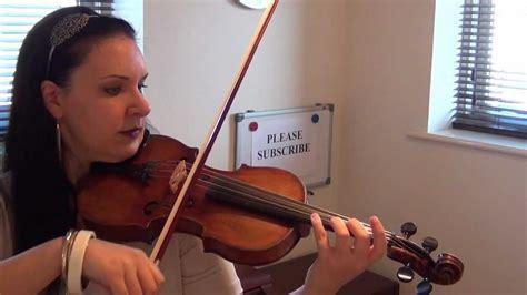 youtube tutorial violin tutorial ashokan farewell by jay ungar on violin youtube