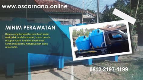 harga bio septic tank  kota bekasi sepiteng murah