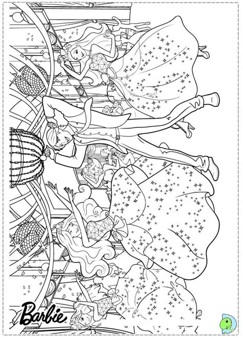 Free Coloring Pages Of Barbie In Princess Power Coloring Pages Princess Charm School
