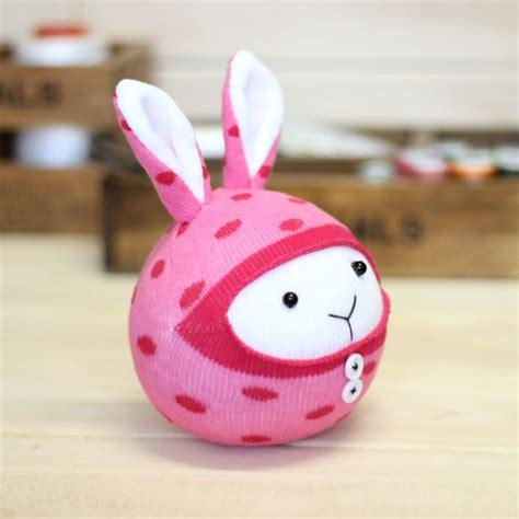 sock bunny kit sock bunny diy sew and more