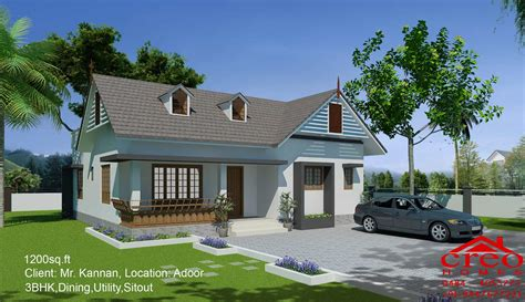 kerala home design below 20 lakhs kerala home design house plans indian budget models