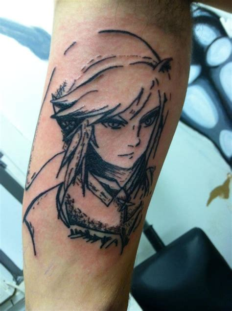 link tattoo link tp by reesesegg on deviantart