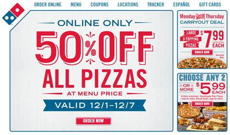 discount vouchers dominos coupon codes dominos pizza cyber monday deals on