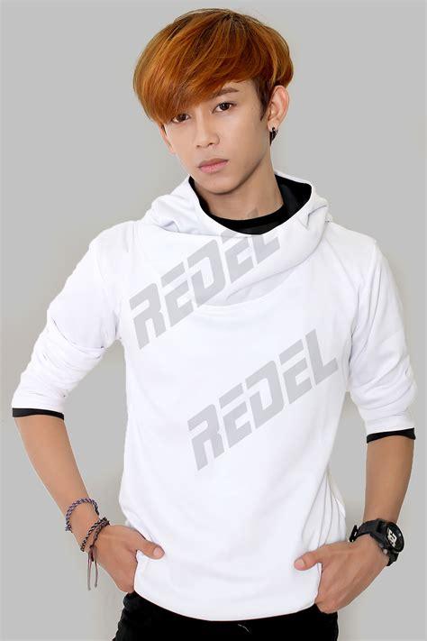 Kaos Volcom Putih Kaos Pria Keren T Shirt Kaos Distro kaos korea 11 model baju kaos korea terbaru unik murah