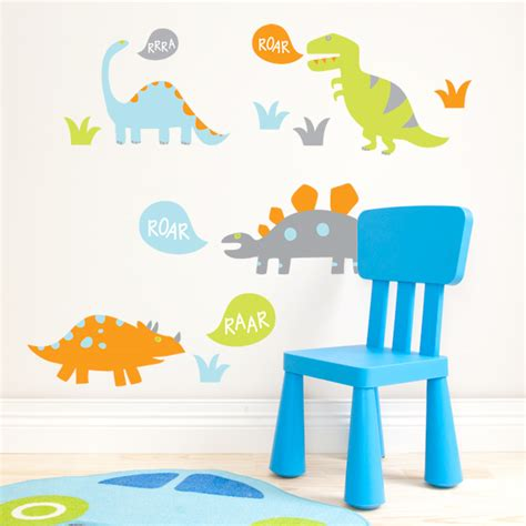 dino wall stickers create your own dinosaur wall stickers dinosaurs pictures and facts