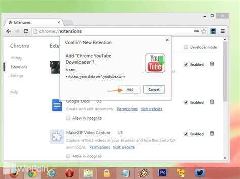 download youtube google chrome html5 video downloader chrome phpsourcecode net