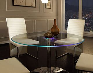 elysium led dining table top 10 best dining tables in 2018 reviews