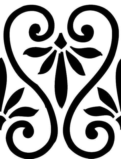Blaster Hitam Putih 1880 patterns seamless tiles and textured papers wings