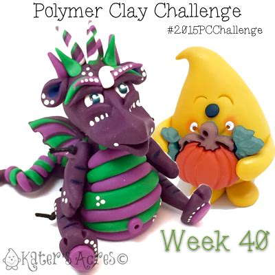polymer clay challenge guide polymer clay challenge archives katersacres