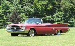1960 Chrysler 300 Convertible Rm S Auctions America Sales Topped 13 Million Extravaganzi