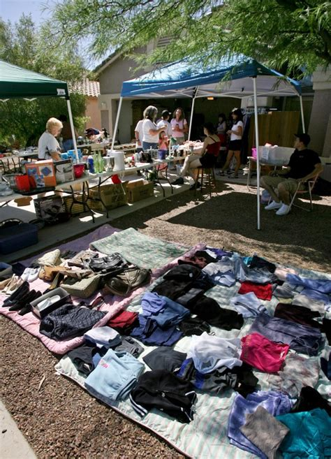 Tucson Garage Sales tucson to consider limiting yard sales to 4 per year