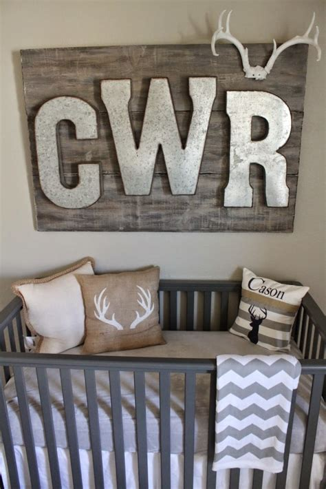 Rustic Nursery Decor Rustic Nursery On Nursery Country Boy Nurseries And Rustic Baby Nurseries