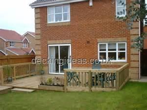 Easy garden decking ideas deckingideas co uk