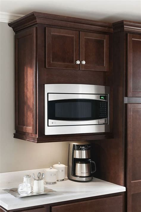 microwave cabinet for sale a wall built in microwave cabinet keeps counter clear and