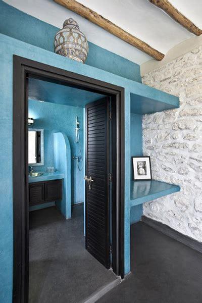 turquoise bathroom suite le douar des arganiers luxury riad in morocco book le douar des arganiers today
