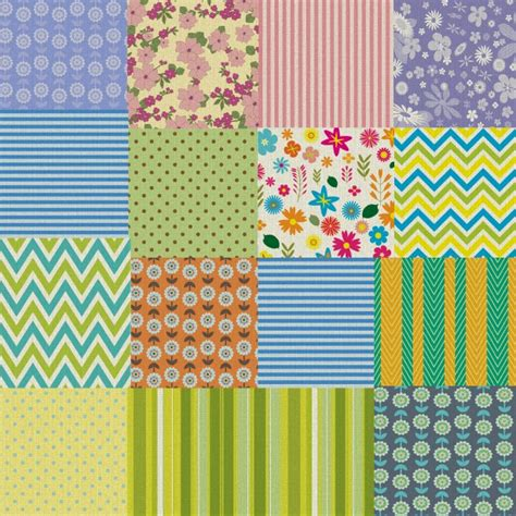 Patchwork Material - patchwork quilt fabric background free stock photo
