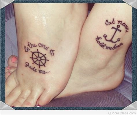 friendship quote funny tattoo quote