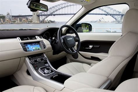 land rover interior 2018 2018 range rover evoque interior new car preview