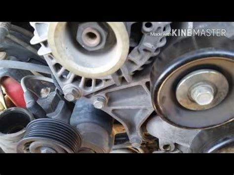 2004 Dodge Durango Water Pump Removal 5 7l Hemi Water